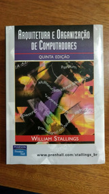 Arquitetura De Computadores - 5 Edição