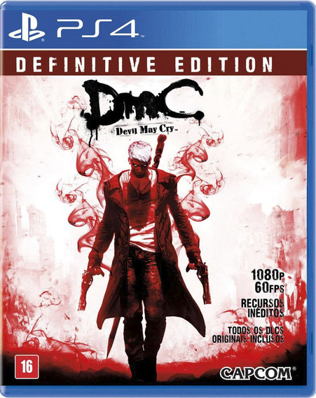 Devil May Cry Definitive Edition - Playstation 4 - S. G.