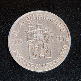 2b337a60b43d Moneda De Oro Y Plata De Taxco en Mercado Libre México