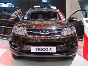 Chery Tiggo 5 4x2 2.0 Cvt Luxury Stock Fisico Amurcar S.a