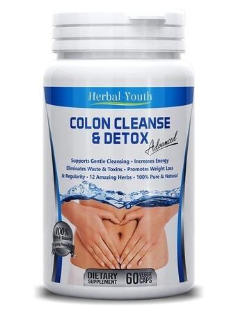 dieta detox de colon