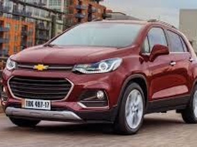 Chevrolet Tracker Ltz 4x4 At