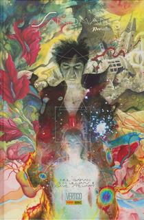 Sandman: Prelúdio - Volume 3. (capa Dura).