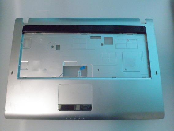 Carcaça Base Touchpad Notebook Samsung Rv410