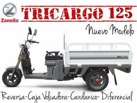 Zanella Tricargo 125 0km 2018