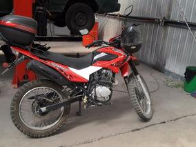 Moto 150 Cc Motomell Skua