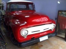 Ford F100, F350 Pick Up Antiga 1961