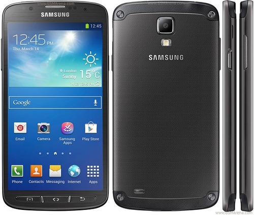 Celular Smartphone Samsung Galaxy S4 Active I9295 16gb Preto - 1 Chip