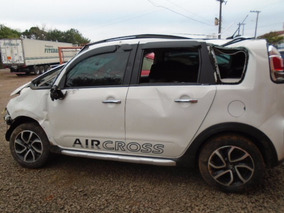 C3 Aircross Sucata Em Peças, Cambio, Motor, Tampa, Roda,