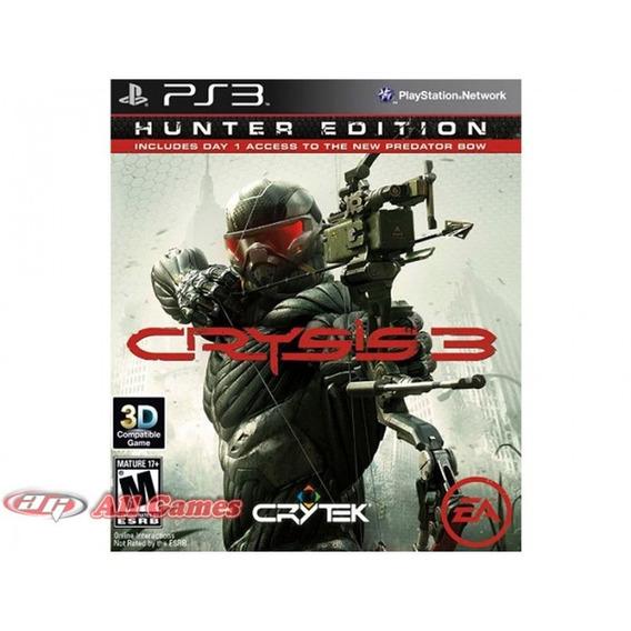 Crysis 3 - Hunter Edition - Ps3