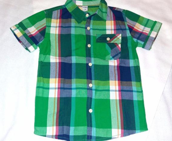 Camisas Niño Importadas 100% Algodon - Muy Cancheras!