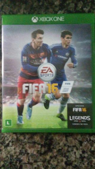 Fifa 16 Para Xbox One! Queima De Estoque!