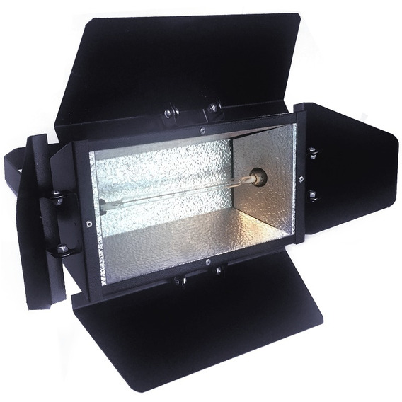 Refletor Colortran Longo Lamp 1000w 110v Ou 220v Foto Video
