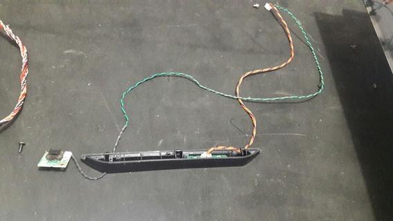 Kit Sensor E Botão Liga E Desliga Philips 32phg4900/78