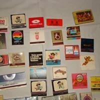Colección De 80 Cajas De Fósforos Diversas-antiguas