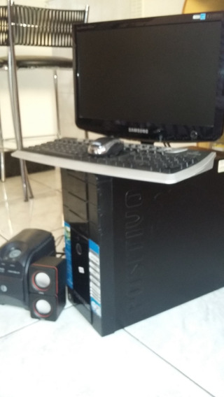 Pc Usado, Otimas Condicões, Intel Core 2duo Completo