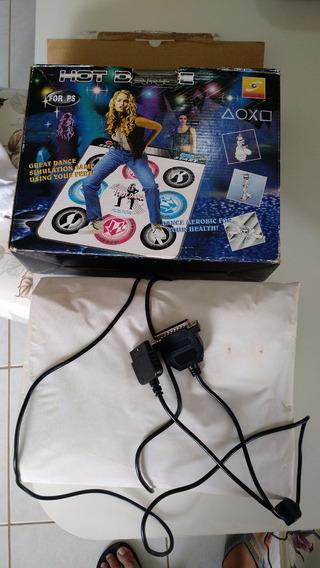 Tapete De Dança - Playstation 1, Ps2 E Pc
