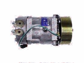 Compressor Caminhão Scania 7h15 8275 / 8295 Polia 10pk Novo