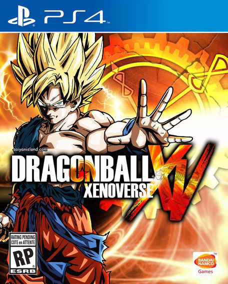 Dragon Ball Xenoverse - Original 1 - Psn