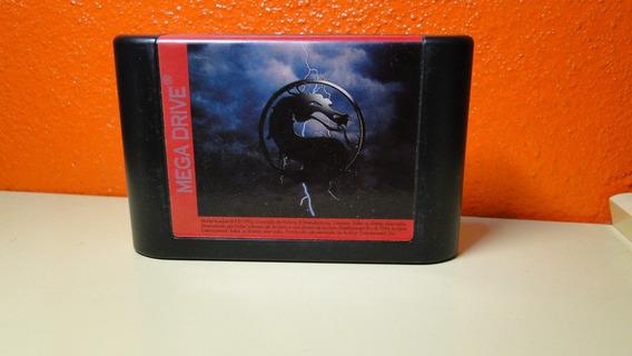 Cartucho Original- Mortal Kombat 2- Mega Drive