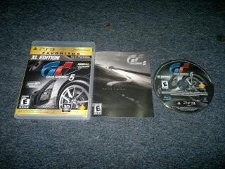 Gran Turismo 5 Xl Edition Completo Para Play Station 3