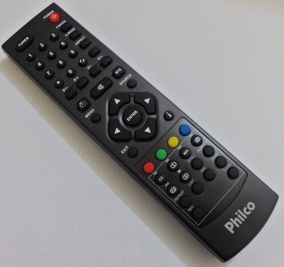 Controle Remoto Tv Philco Lcd Led 32 E 42 * 100% Original *