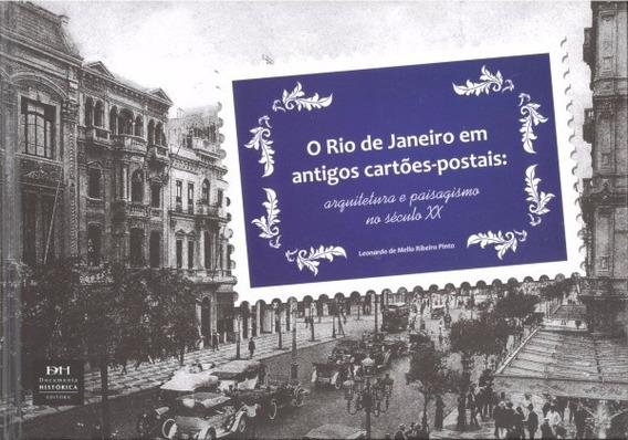 O Rio De Janeiro Em Antigos Cartões-postais: