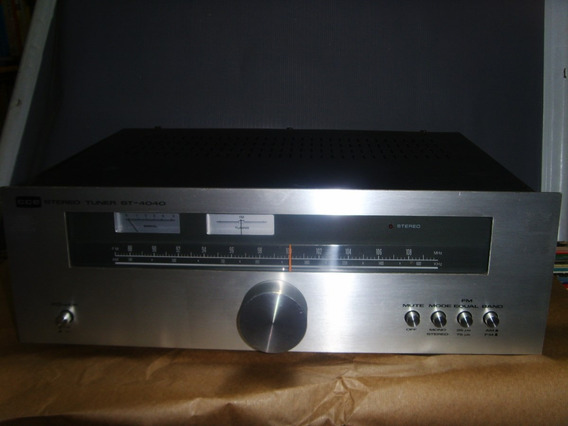 Cce Stereo Tuner St-4040