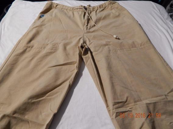 Pantalon Tipo Nautico De Mujer Talle 26 Nuevo