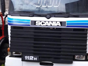 Scania 112 Frontal