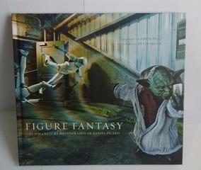 Livro Star Wars Figure Fantasy