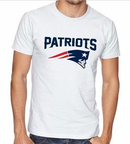Camiseta Sublimada Patriots Nueva Inglaterra M6