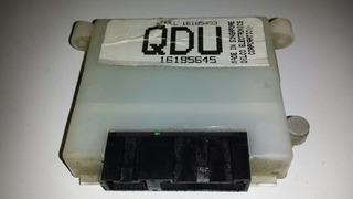 Sensor De Velocidad Chevrolet Qdu Bufer 16185645 Genuino