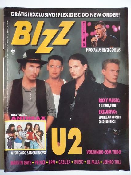 Revista Bizz Ano 4 - N 10 - Edição 39 - 1988