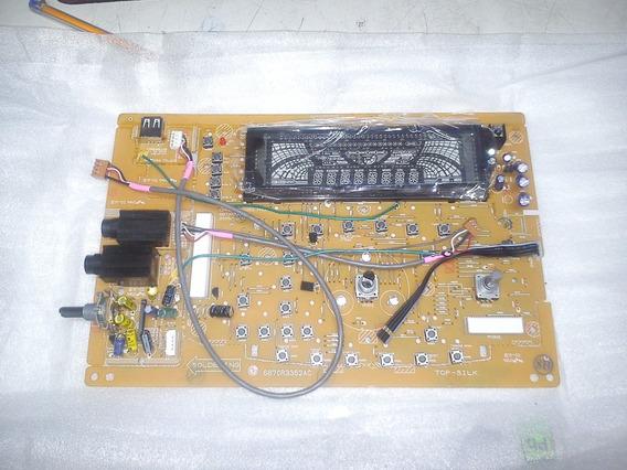 Placa Frontal Som Lg Lm-u1350/1050 Front
