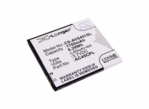 Bateria Archos 45c Platinum Ac45cpl