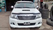 Toyota Hilux Srv 4x2 L 12 Pana, Titular Al Dia, No Debe Nada
