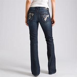 Promocao Jeans Antik Flare Destroyed Lavagem Escura!!!