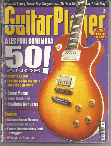 Revista Guitar Player Nº 76.