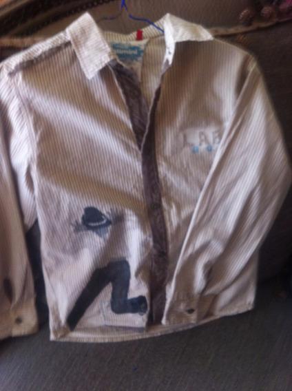 Camisa Catimini De Niño
