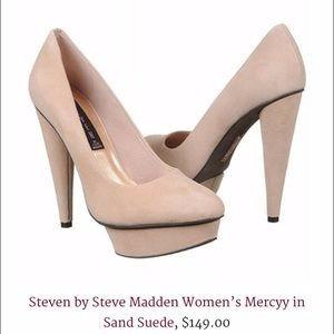 Zapatos Steve Madden Talle 41