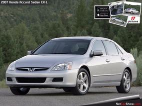 Sucata Honda Accord 2.0 (somente Pra Retirada De Peças)