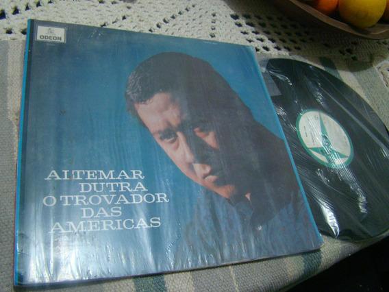 Lp Altemar Dutra , O Trovador Das Américas, 1969 , Bom Estad