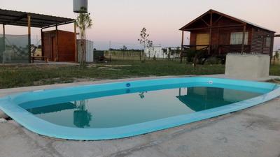 Cabaña Con Pileta Y Quincho En Concepcion Del Uruguay
