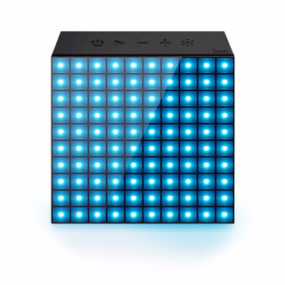 Parlante Portátil Bluetooth Divoom Aurabox 5w Led Smart