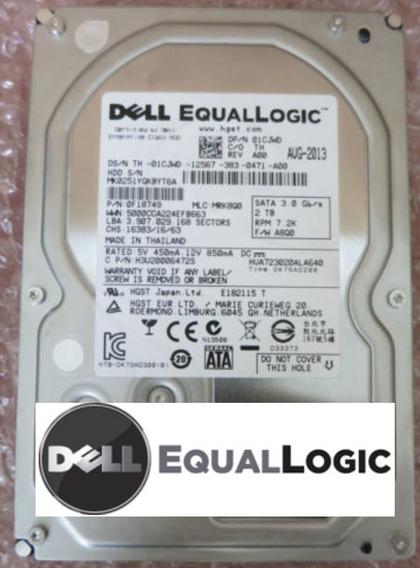 Disco Dell Equallogic 2tb 1cjwd Ou 01cjwd Fw A8q0