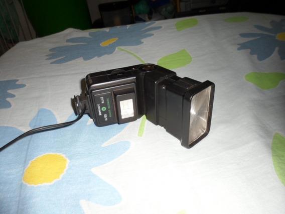 Flashes Antigos Para Máquina Fotográfica No Estado Não Teste
