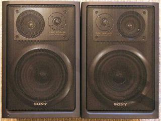 Bafles Sony Ss-h550