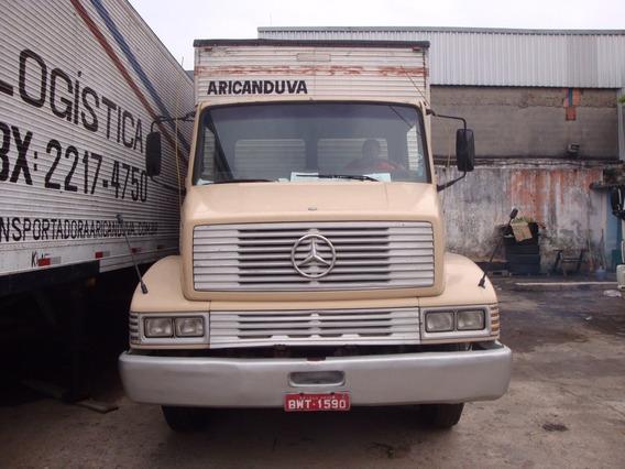 Mercedes-benz Mb 1418 1989