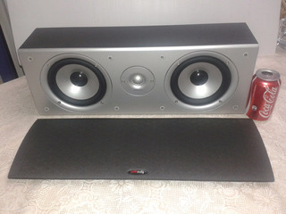 Canal Central Home Theater Polk Audio Cs2
